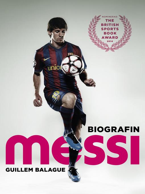 Messi (eBook): Biografin