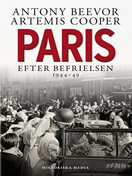 Paris efter befrielsen 1944–49 (eBook)
