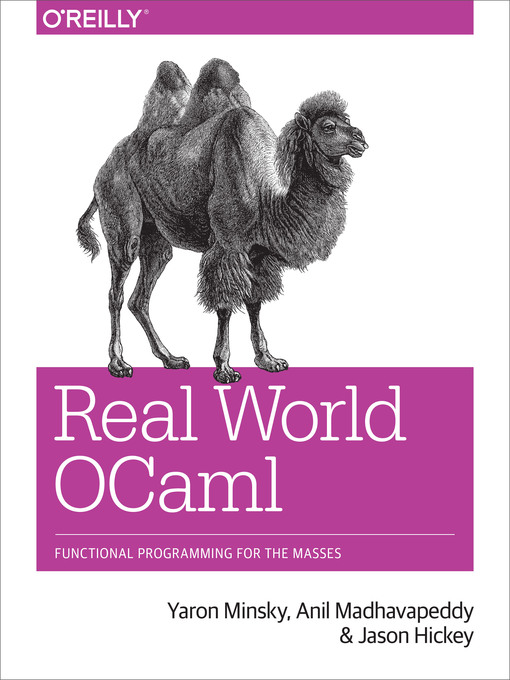Real World OCaml: Functional Programming for the Masses (eBook)