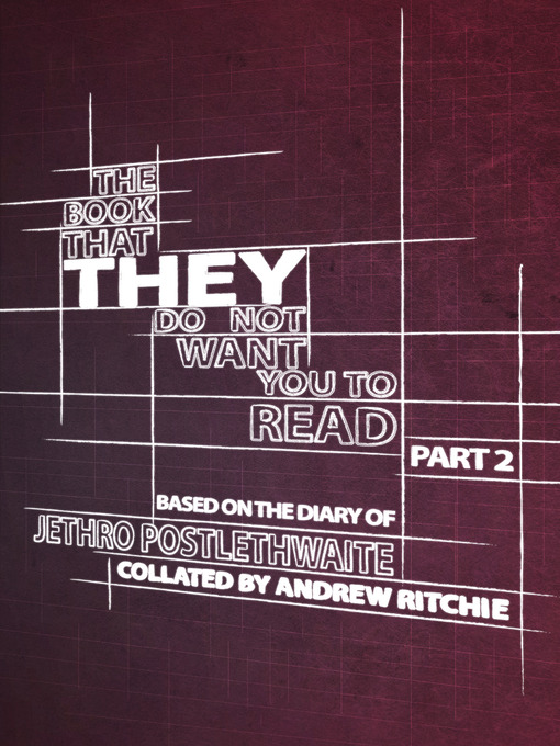 The Book That THEY Do Not Want You To Read, Part 2 (eBook)