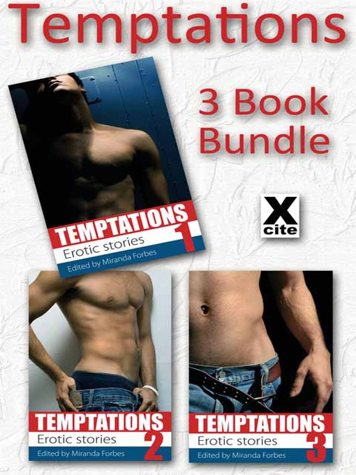 Temptations--Three Book Bundle (eBook)