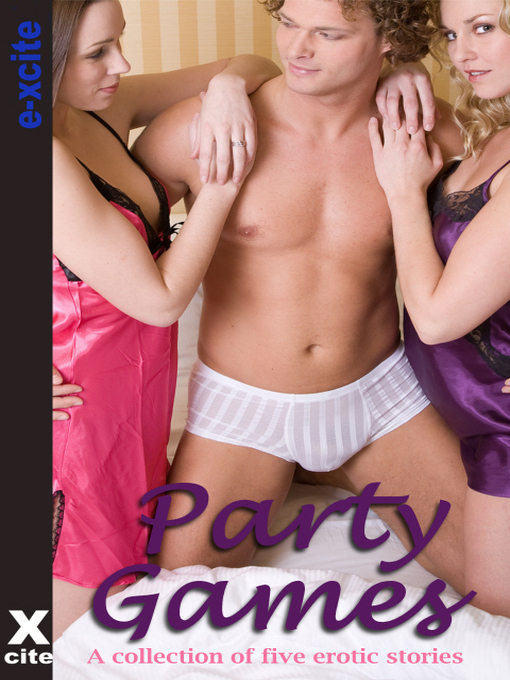 Party Games (eBook): A collection of five erotic stories
