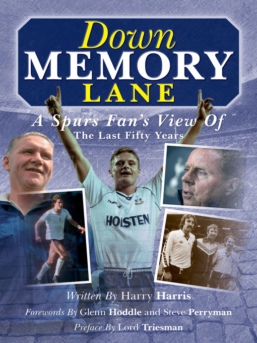 Down Memory Lane (eBook): A Spurs Fan's View of the Last Fifty Years