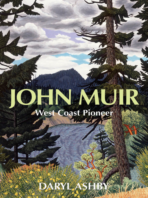 Cover image for John Muir