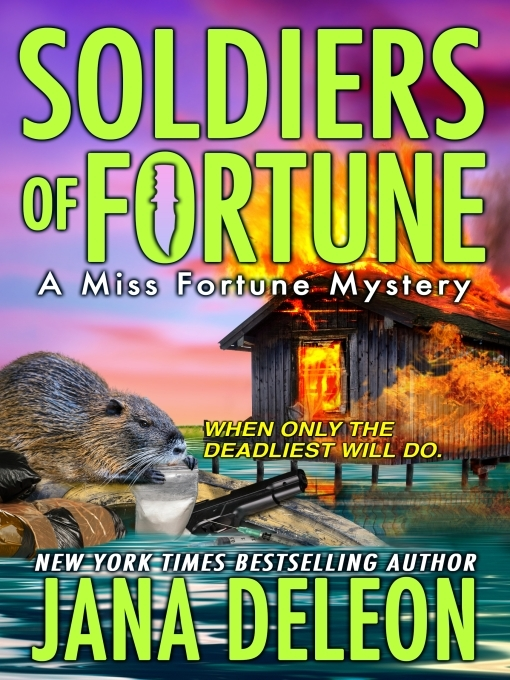 Soldiers of fortune /#6 Miss Fortune Mystery
