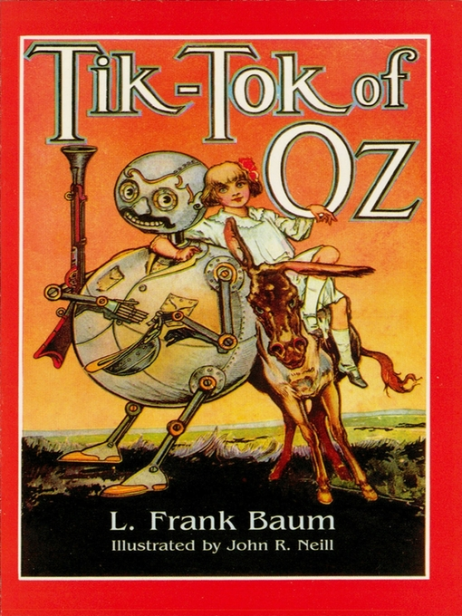 Tik-Tok of Oz: Oz Series, Book 8 - Oz (eBook)