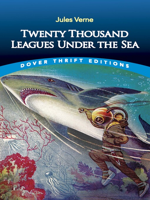Twenty Thousand Leagues Under the Sea - Dover Thrift Editions (eBook)