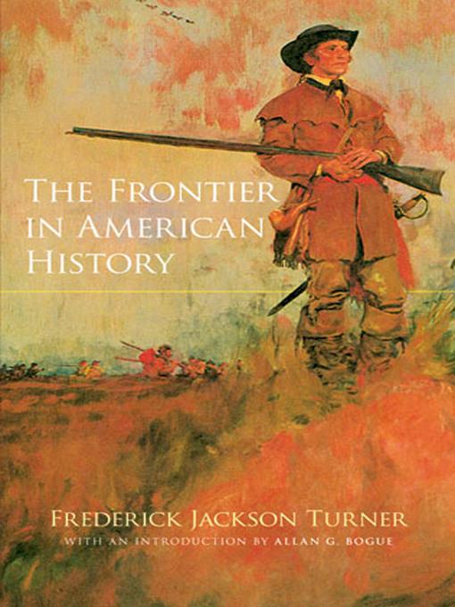 frederick jackson turner frontier essay
