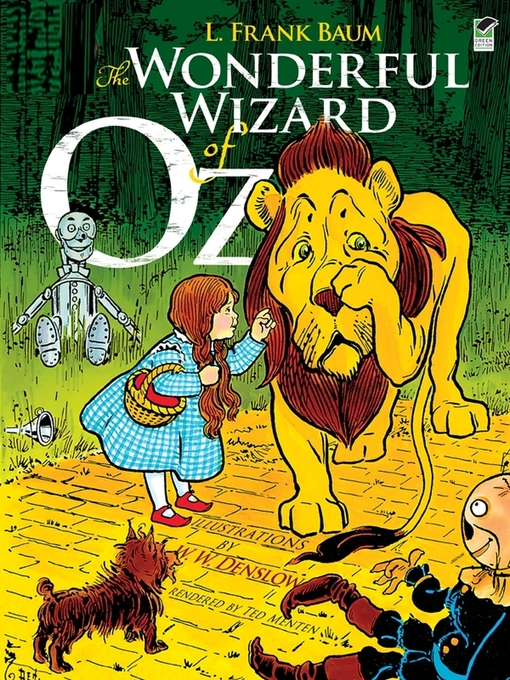 The Wonderful Wizard of Oz: Includes Read-and-Listen CDs - Dover Read and Listen (eBook)
