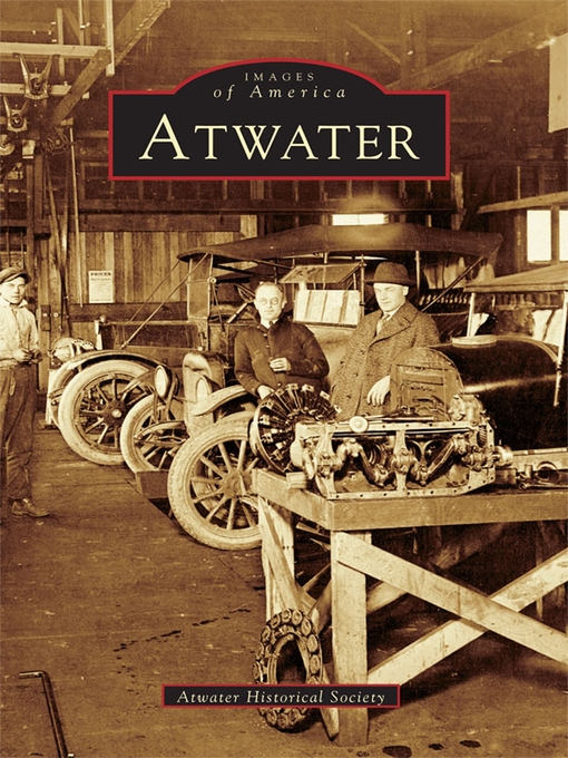 Atwater - Images of America (eBook)