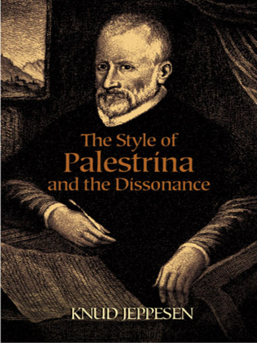 The Style of Palestrina and the Dissonance (eBook)