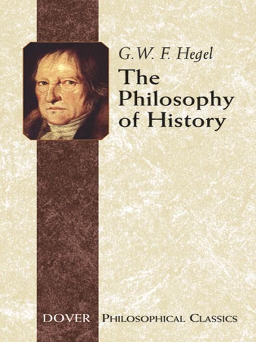 Dissertation philosophie hegel