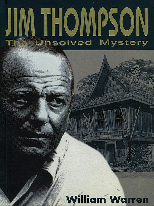 Jim Thompson (eBook): The Unsolved Mystery