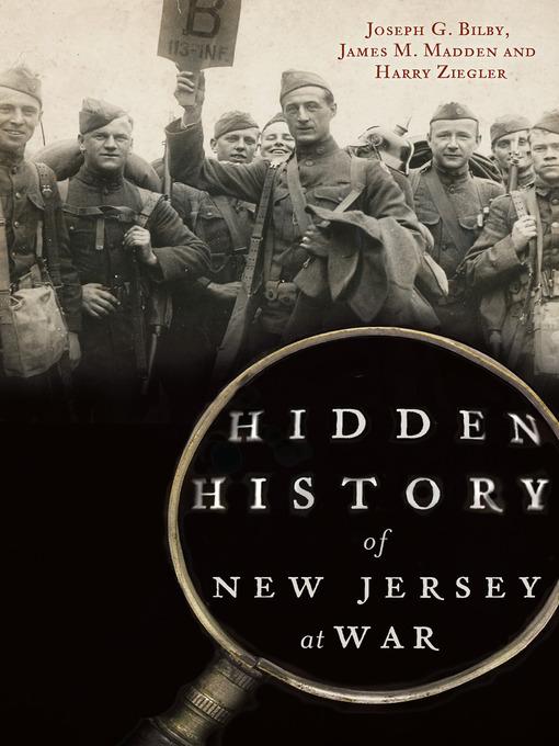 Hidden History of New Jersey at War (eBook)