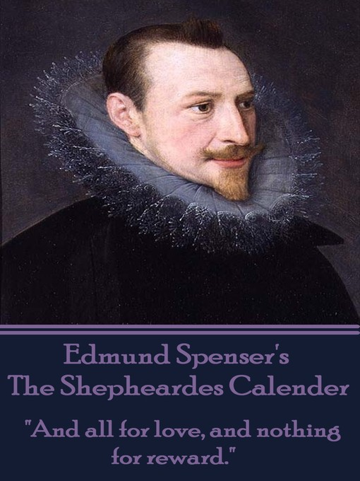 The Shepheardes Calender (eBook)