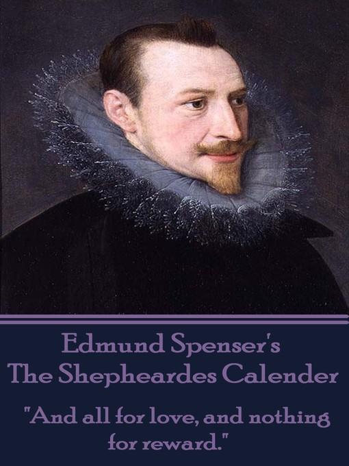The Shepheardes Calender (eBook)