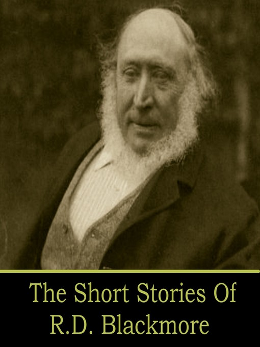 The Short Stories of R. D. Blackmore (MP3)