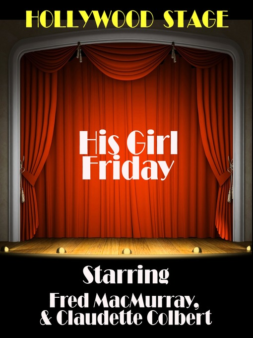 His Girl Friday (MP3)