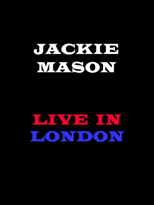 Jackie Mason: Live in London (MP3)