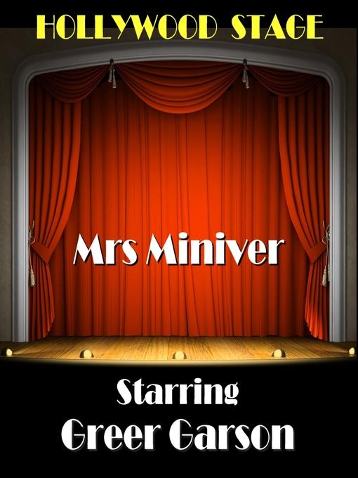 Mrs Miniver (MP3)