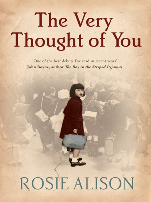 The Very Thought of You (eBook)