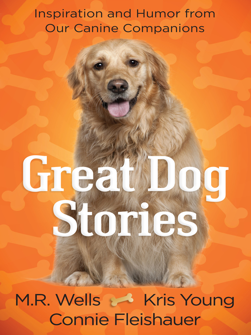 Cover image for Great Dog Stories