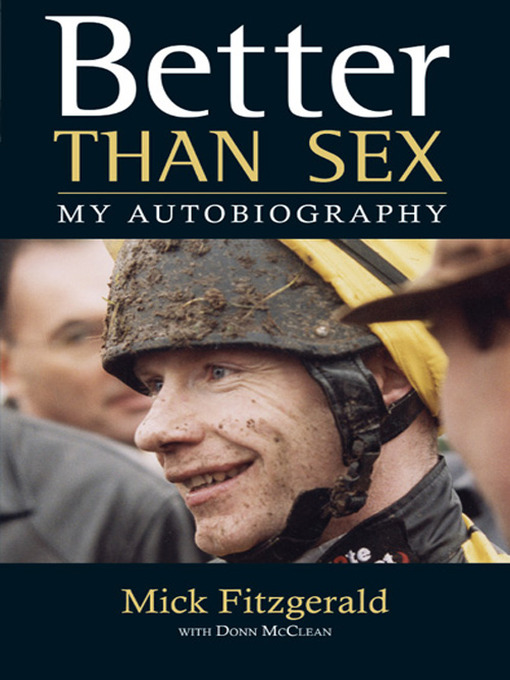 Better than Sex (eBook): My Autobiography