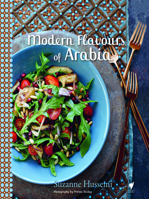Modern Flavours of Arabia (eBook)
