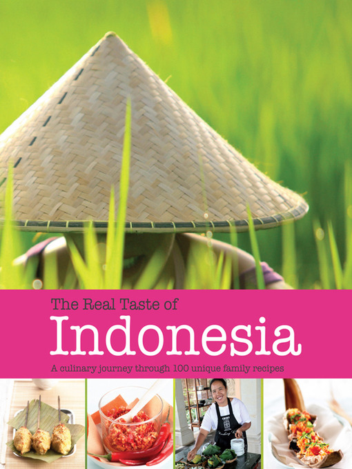 Real Tastes of Indonesia (eBook)