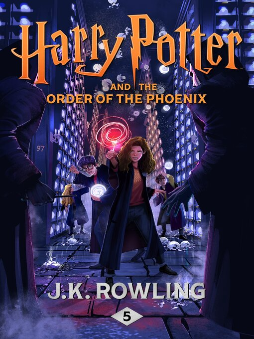 Harry Potter and the Order of the Phoenix [electronic book]