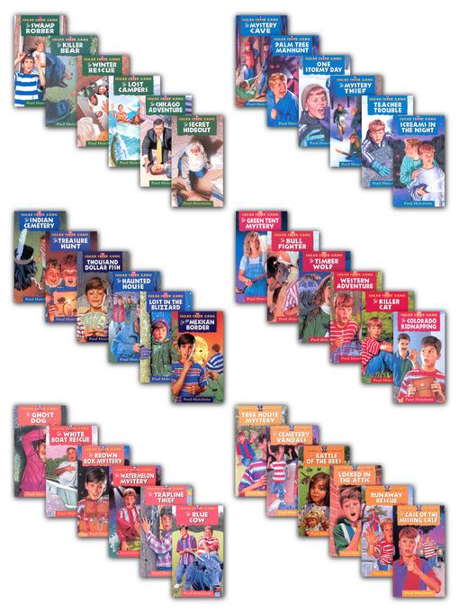 Sugar Creek Gang Series Books 1-36 - Sugar Creek Gang (eBook)