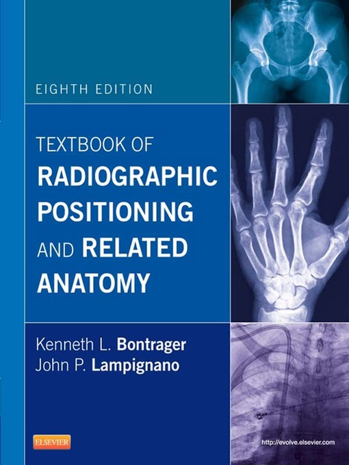 Textbook Of Radiographic Positioning And Related Anatomy Ebook