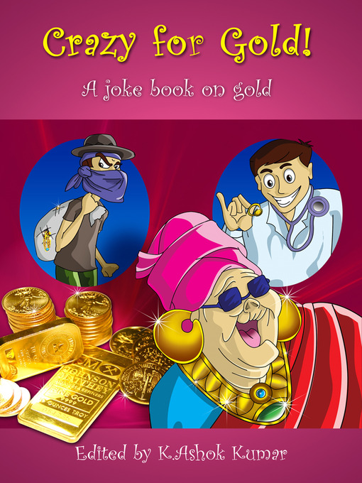 Crazy for Gold (eBook)