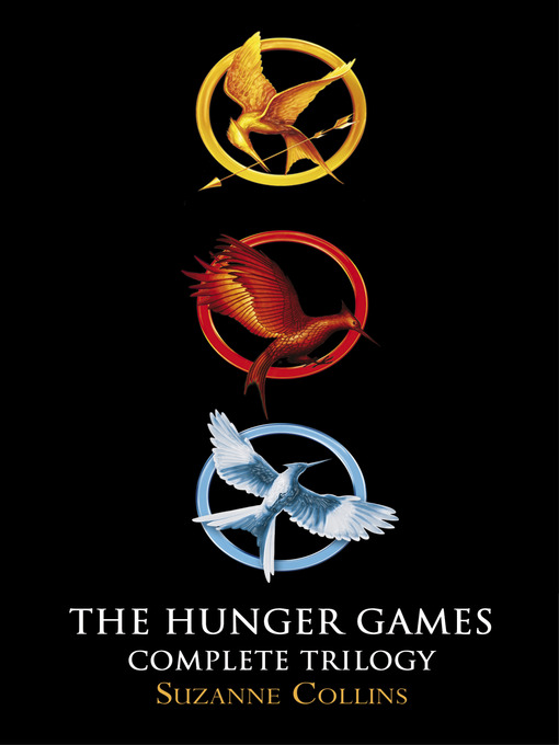 The Hunger Games Complete Trilogy (eBook): The Hunger Games; Catching Fire; Mockingjay