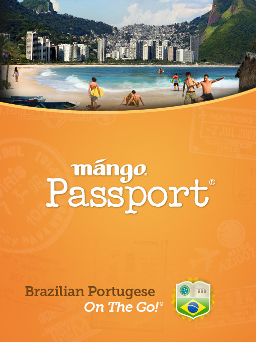 Brazilian Portuguese On The Go (MP3)