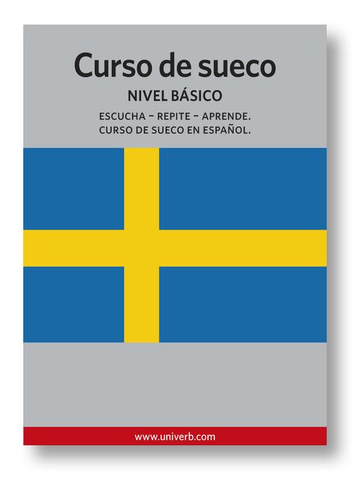 Curso de sueco (MP3): Nivel básico