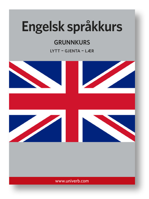 Engelsk språkkurs: Grunnkurs - Lytt - Gjenta - Lær (MP3)