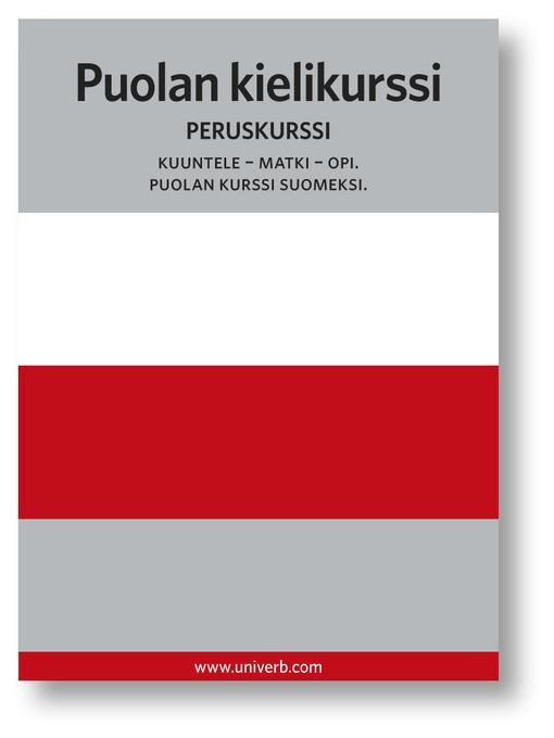 Puolan kielikurssi (MP3): Peruskurssi
