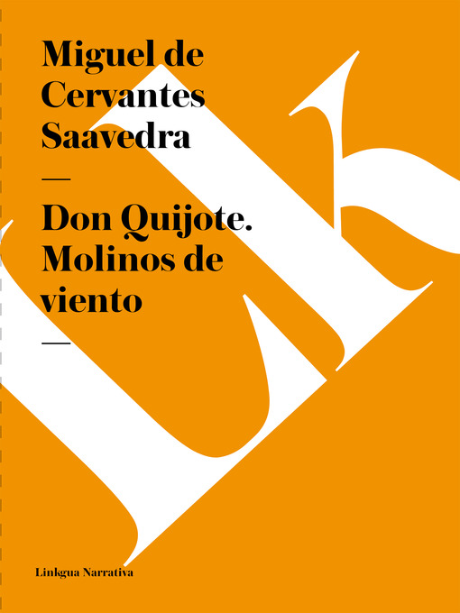 Don Quijote. Molinos de viento (eBook)