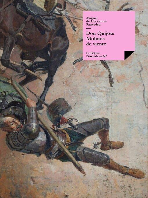Don Quijote. Molinos de viento (eBook)
