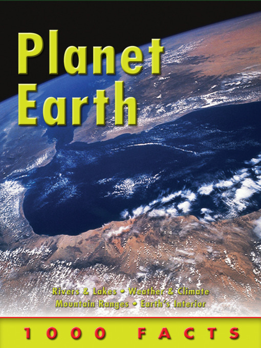 1000 Facts Planet Earth (eBook)