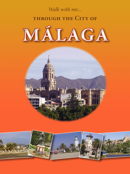 Walk with Me: Through the City of Malaga - Footsteps Guides (eBook)