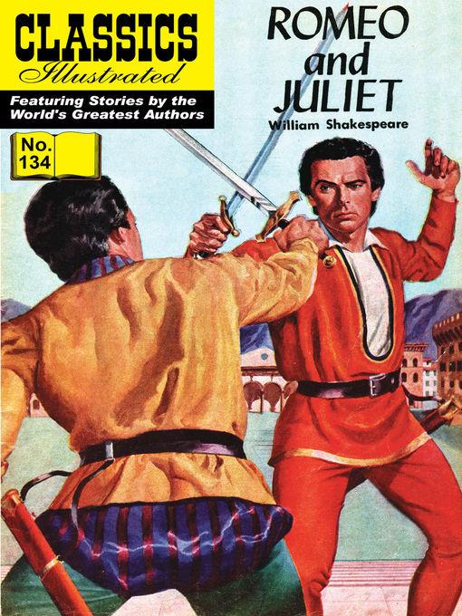 Romeo and Juliet - Classics Illustrated (eBook)