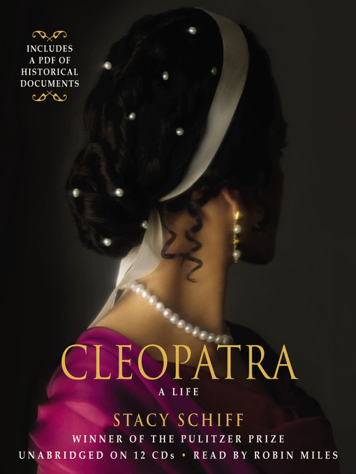 Cover image for Cleopatra