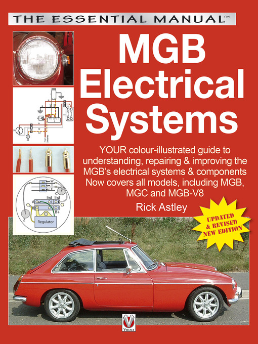 MGB Electrical Systems (eBook): The Essential Manual