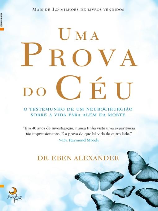 Uma Prova do Céu (eBook)