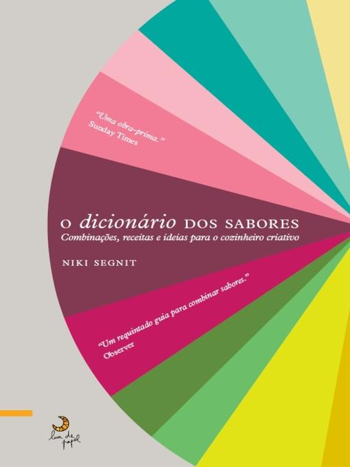 O Dicionário dos Sabores (eBook)