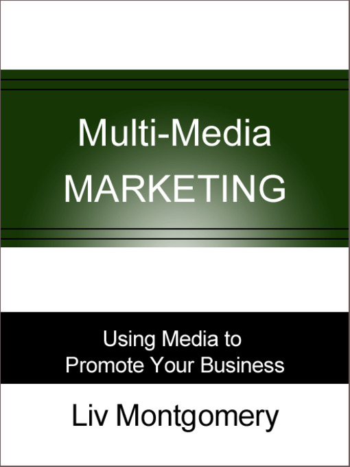 Multi-Media & Marketing (eBook): Using Media to Promote Your Business