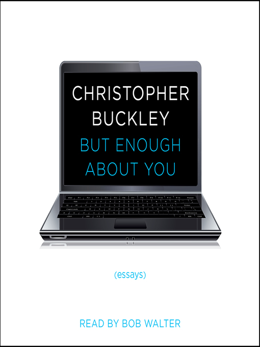 But Enough About You (MP3): Essays