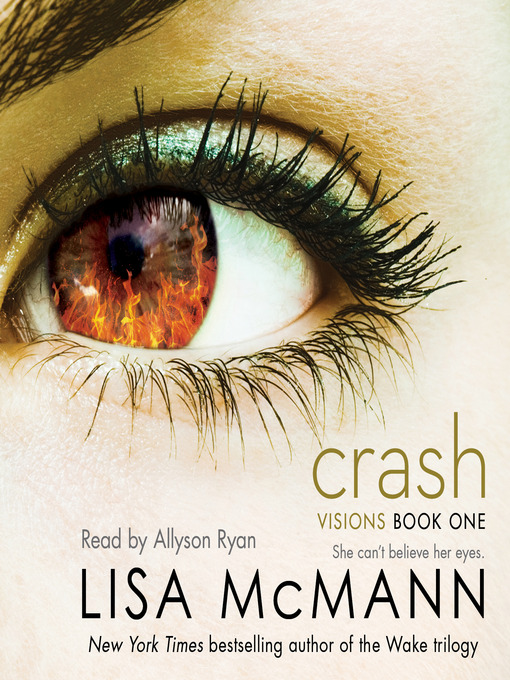 Crash: Visions Series, Book 1 - Visions (MP3)